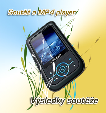 Soutěž o MP4 player